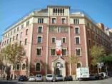 La escuela Claret de Barcelona.