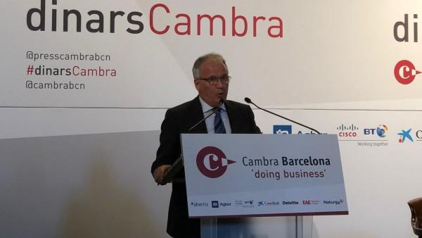 El candidato a Alcaldía por el PP, Josep Bou