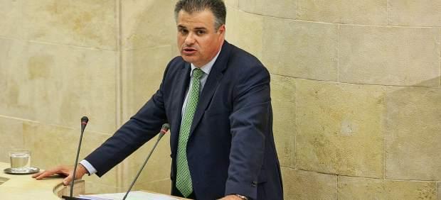 Francisco Ortiz, diputado regional del PRC y alcalde de Astillero