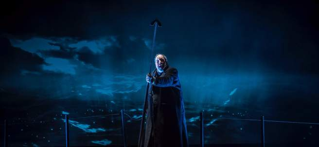 José María Pou como el capitán Ahab