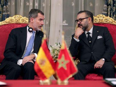 Viaje de los Reyes a Marruecos