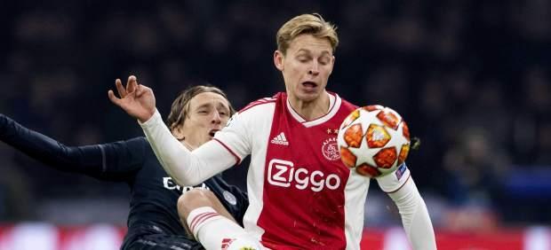 Un exdirigente del Ajax calienta la eliminatoria contra la Juventus: