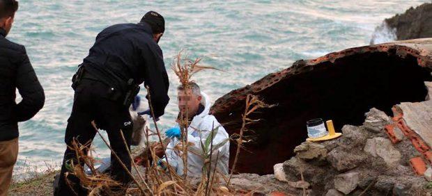 Hallan el cadáver de una mujer en Ceuta