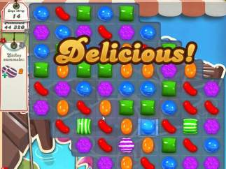 8. Candy Crush Saga