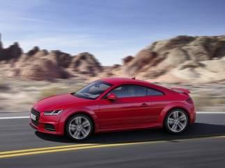 Audi TT celebra su 20 aniversario con una edición especial.