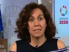 Irene Lozano compara el procés con una violación