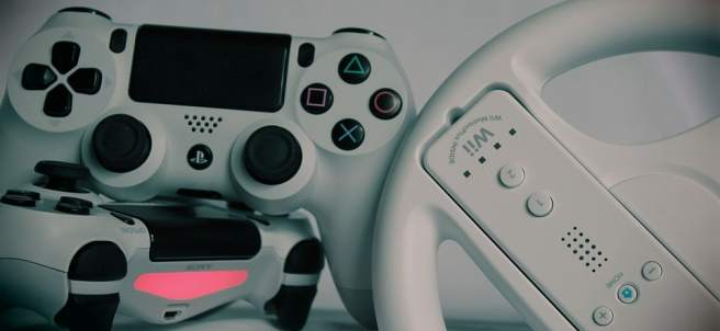 Mandos de PlayStation y Wii