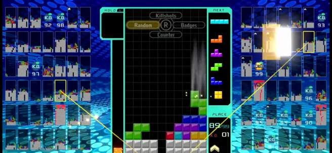 'Tetris 99'