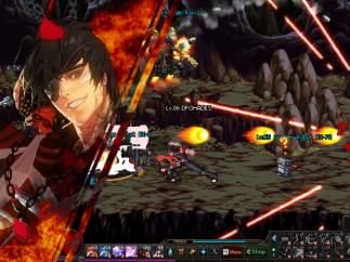 2. Dungeon Fighter Online