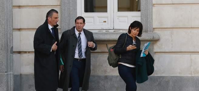 El abogado Ortega Smith, de la acusación popular de Vox