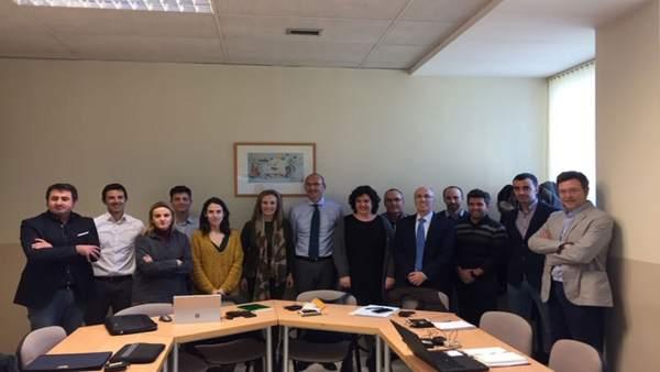 El grupo de trabajo eurorregional sobre economía social