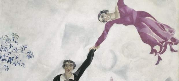 'De Chagall a Malévich': los artistas rusos que revolucionaron el arte
