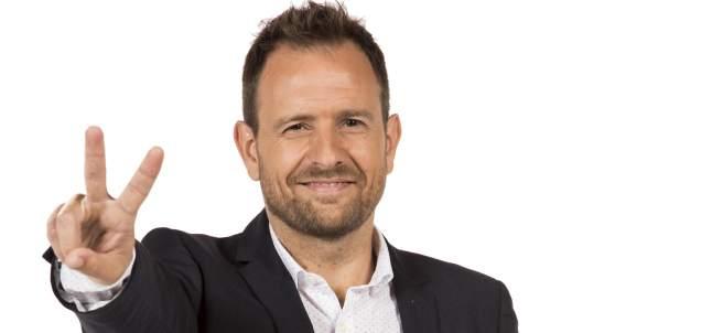 David Carnicero, responsable de contenidos de baloncesto de Movistar+ y comentarista.