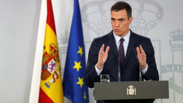 Sánchez convoca elecciones generales para el 28 de abril