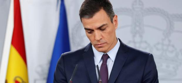 Pedro Sánchez anuncia elecciones el 28-A