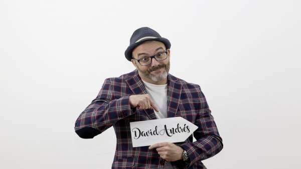El humorista albaceteño David Andrés