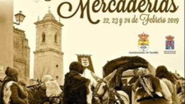 Cartel de la Feria de las Mercaderías de Tendilla