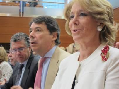 Aguirre, González y Granados