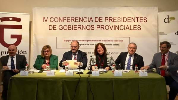 Miguel Gracia ha participado hoy en este foro de debate en Granada
