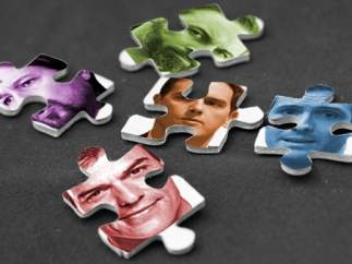 El puzzle electoral