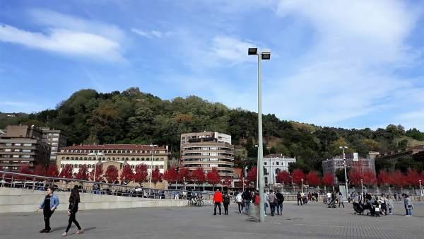 Previsiones meteorológicas de Euskadi pare este sábado, día 16