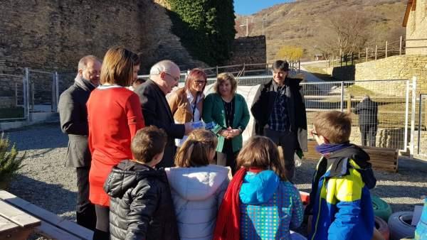 Bargalló anuncia un mapa de la formación profesional en el Alt Pirineu de Lleida