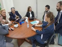 Bendodo (PP) y nuevos vicesecretarios en Málaga capital