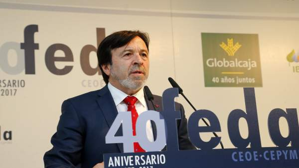 Presidente de Feda, Artemio Pérez