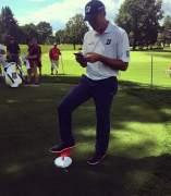 El golfista Matt Kuchar