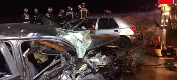 Seis muertos por accidentes de tráfico en el fin de semana