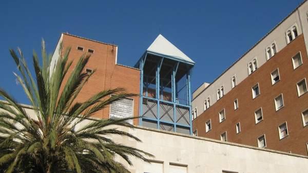 Hospital Joan XXIII De Tarragona (Archivo)