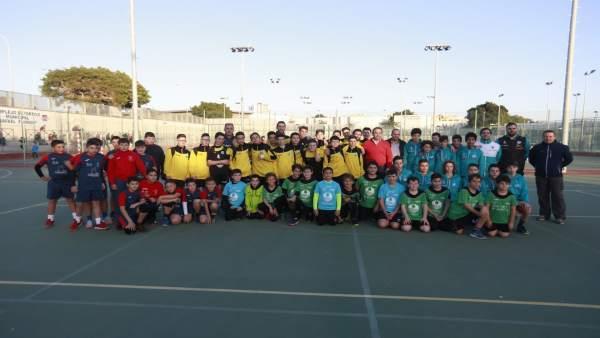 [Grupoalmeria] Notas Ayto. Almería (2) Deportes