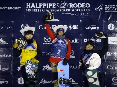 Queralt Castellet campeona en Calgary