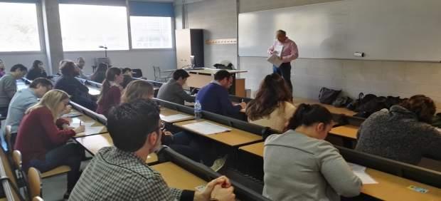 Casi 600 aspirantes se examinan en las oposiciones de fisioterapia para cubrir 73 plazas en Baleares
