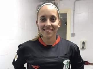 Andrea Zarzuela.