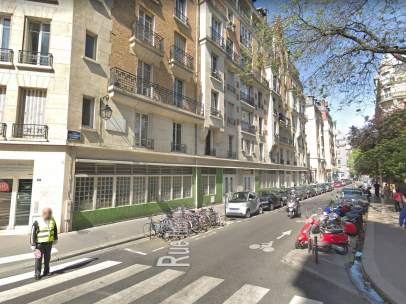 Suceso en París
