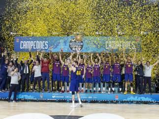 El Barça gana la Copa
