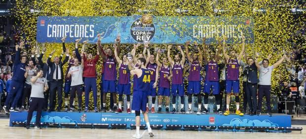 El Barça conquista la Copa del Rey en una final épica contra el Real Madrid