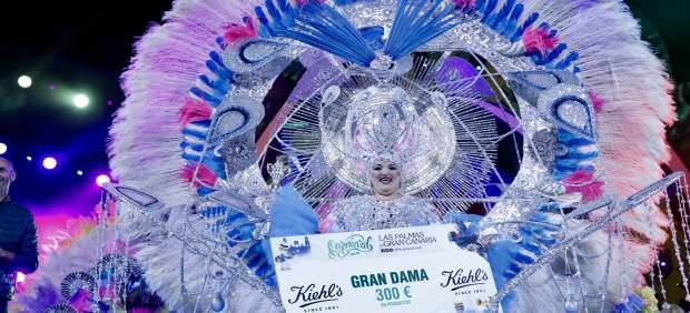 Gran Dama del Carnaval de Las Palmas de Gran Canaria 2019, Luis Lozano