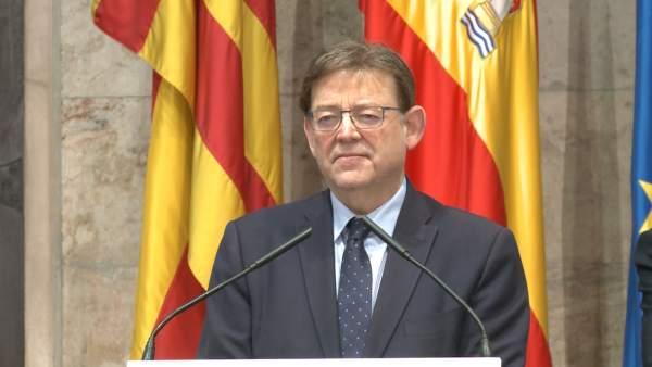 """Puig, sobre un avançament electoral: """"És possible i no és probable"""""""
