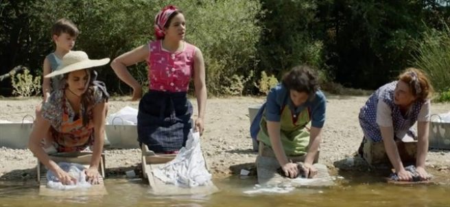 Rosalía, en el tráiler de 'Dolor y Gloria'