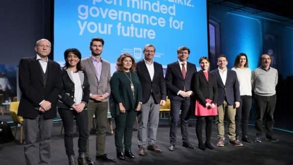 Congreso de Gobernanza de Etorkizuna Eraikiz