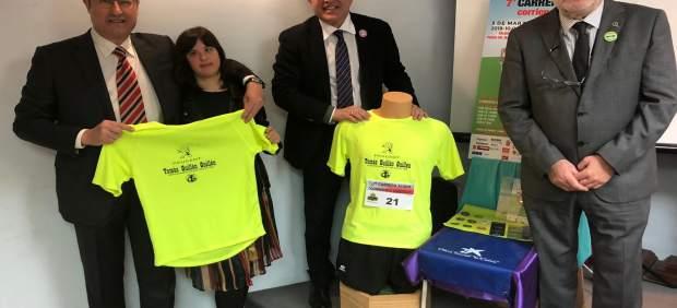 Murcia correrá con motivo del Día Mundial de las personas con síndrome de Down el próximo 2 de marzo