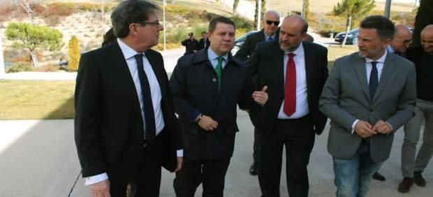 García-Page en Cuenca habla de Pedro Sánchez