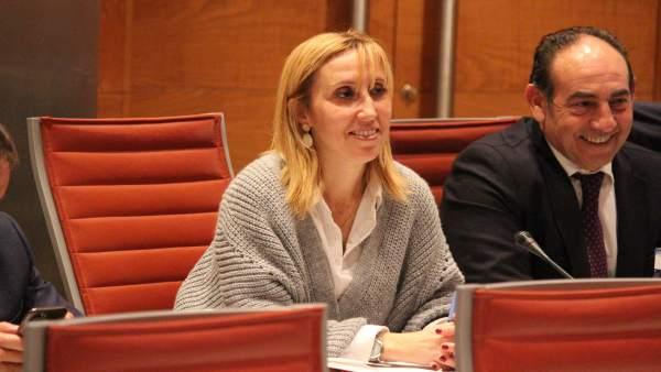 La senadora del PP por Mallorca, Catalina Soler