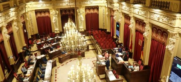 El Congreso debate este martes la reforma del 'Estatut' de Baleares para suprimir los aforamientos