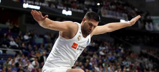 La ACB retira la licencia a Reyes y Campazzo tras los insultos por el arbitraje