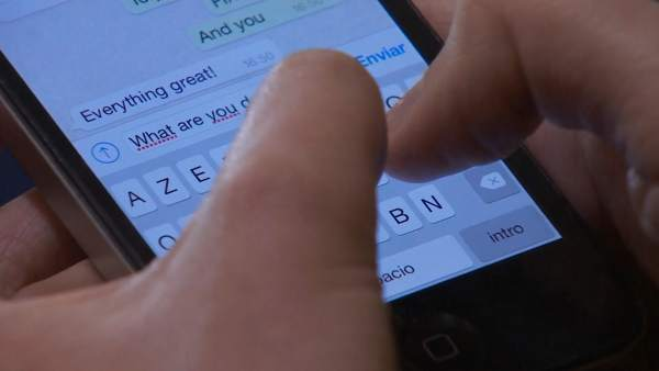 Mensaje SMS,