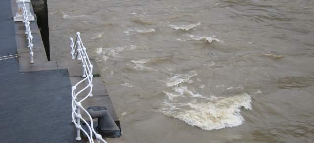 Se esperan rebases puntuales en la costa vasca por las mareas más altas del año