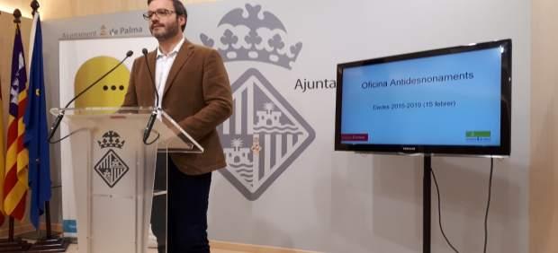 La Oficina Antidesahucios de Palma tramita cerca de 2.700 expedientes y frena 1.455 desalojos desde ...